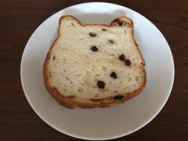 ねこねこ食パンのパン